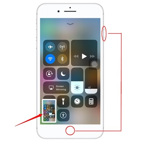 On iPhone 8 or earlier, iPad, and iPod Touch