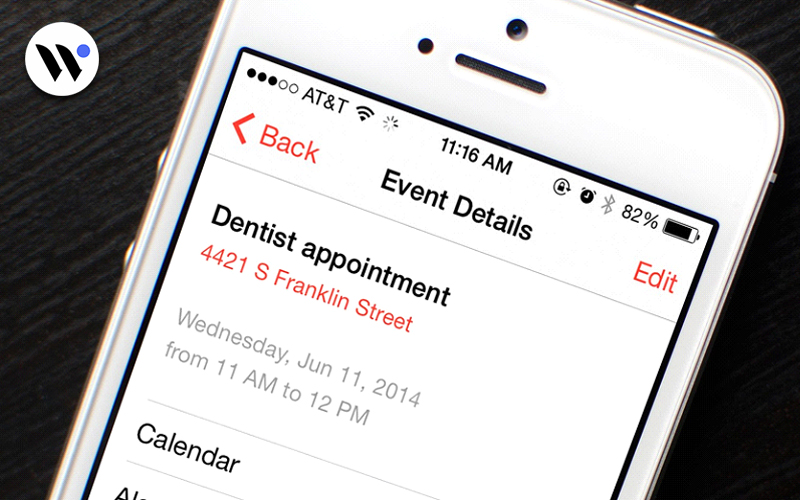 How to Delete Calendar Events