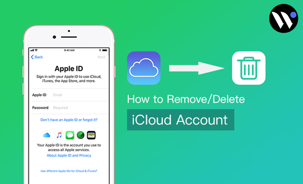 How to Delete iCloud Account Permanently | How to | Blog.waredot