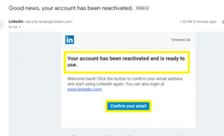 How to Reactivate LinkedIn Account