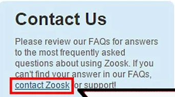 Contact Zoosk to Permanently Delete Your Account